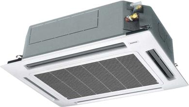 Panasonic Ceiling Recessed Heat Pumps S-36PU1U6