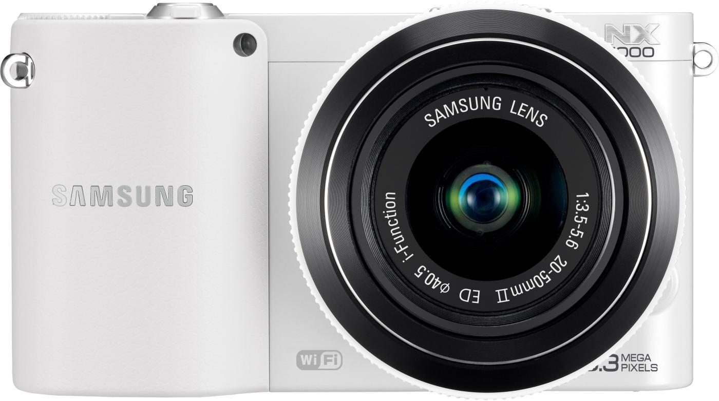 Samsung NX1000 + Samsung I-function 20-50mm