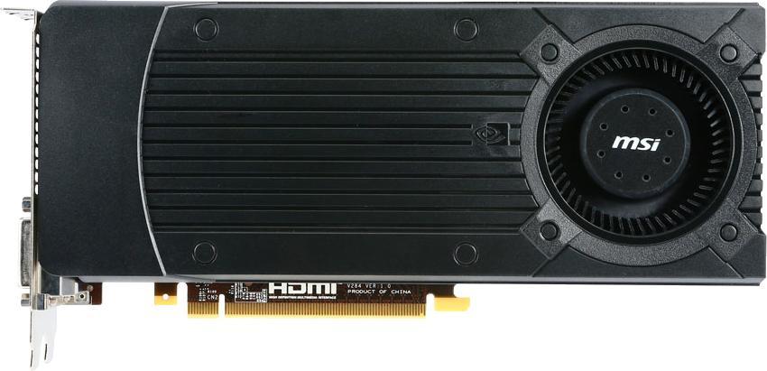 MSI GeForce GTX 760 OC