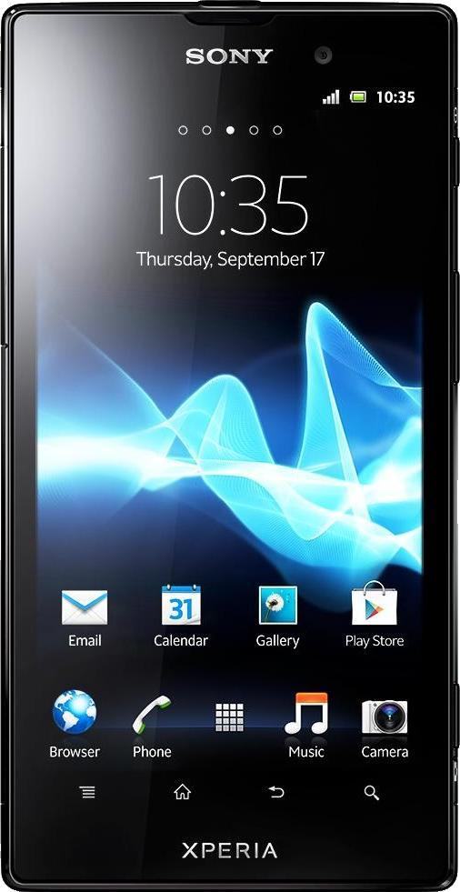 Sony Xperia V LTE