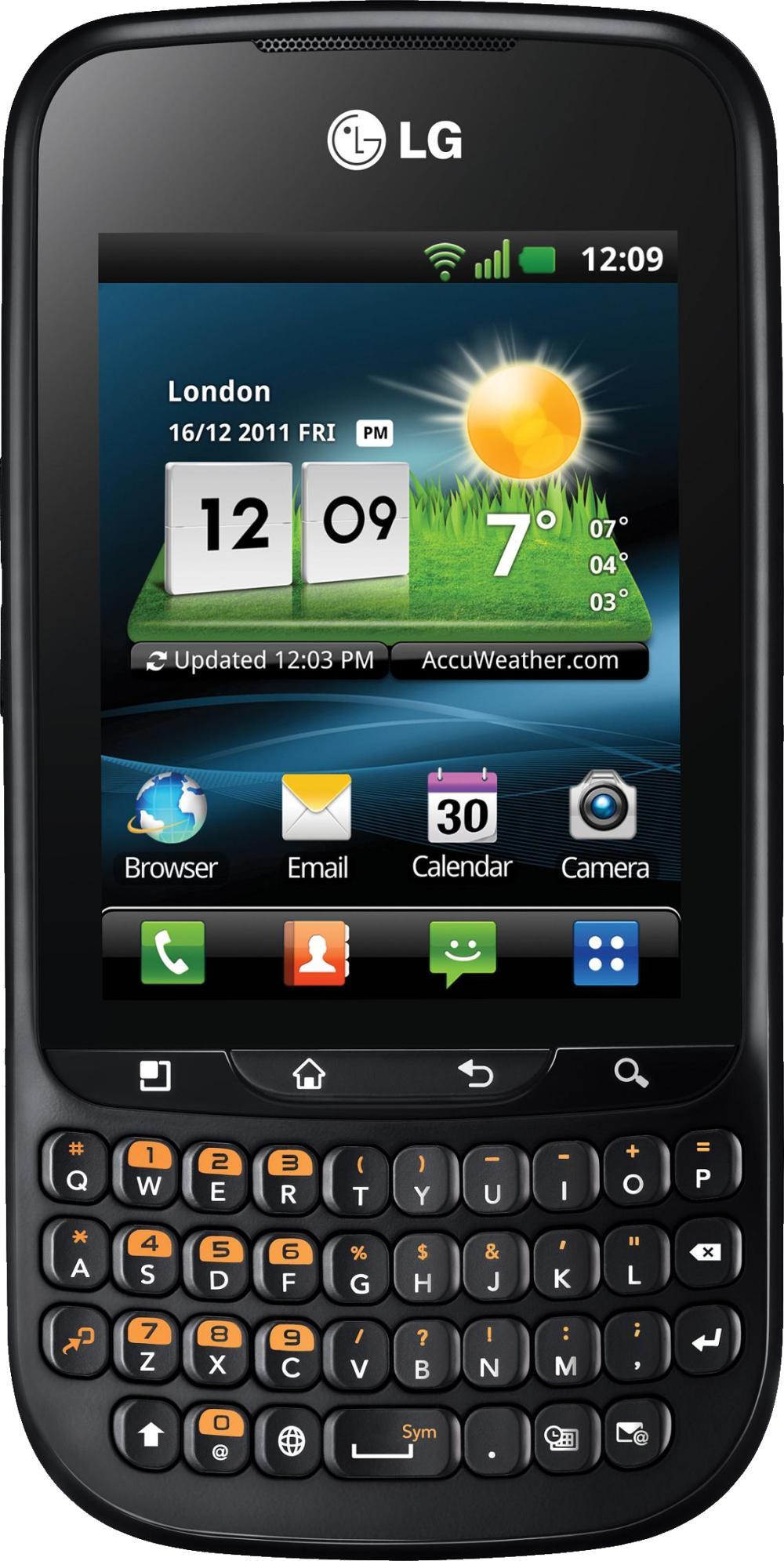LG Gossip Pro C660
