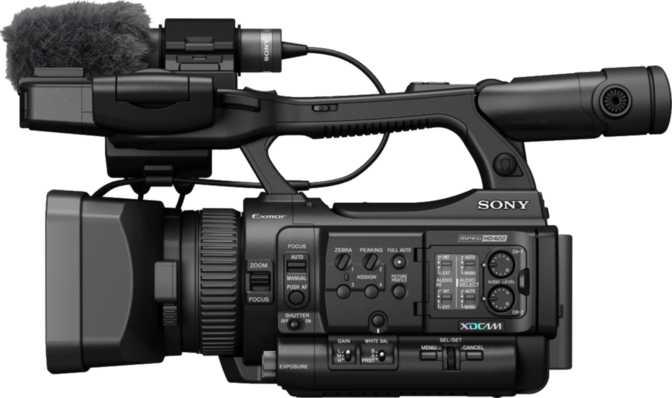 Sony PMW-100 XDCAM HD422