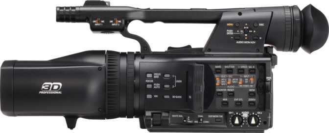 Panasonic AG-3DA1