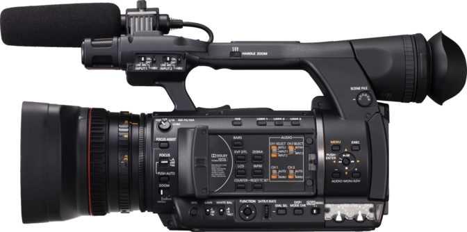 ≫ Canon EOS C100 Mark II vs Panasonic AG-AC160A | Camcorder comparison