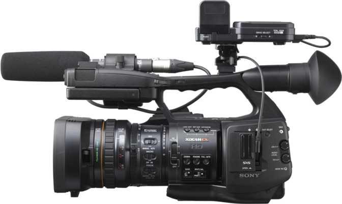 Sony PMWEX1R XDCAM EX