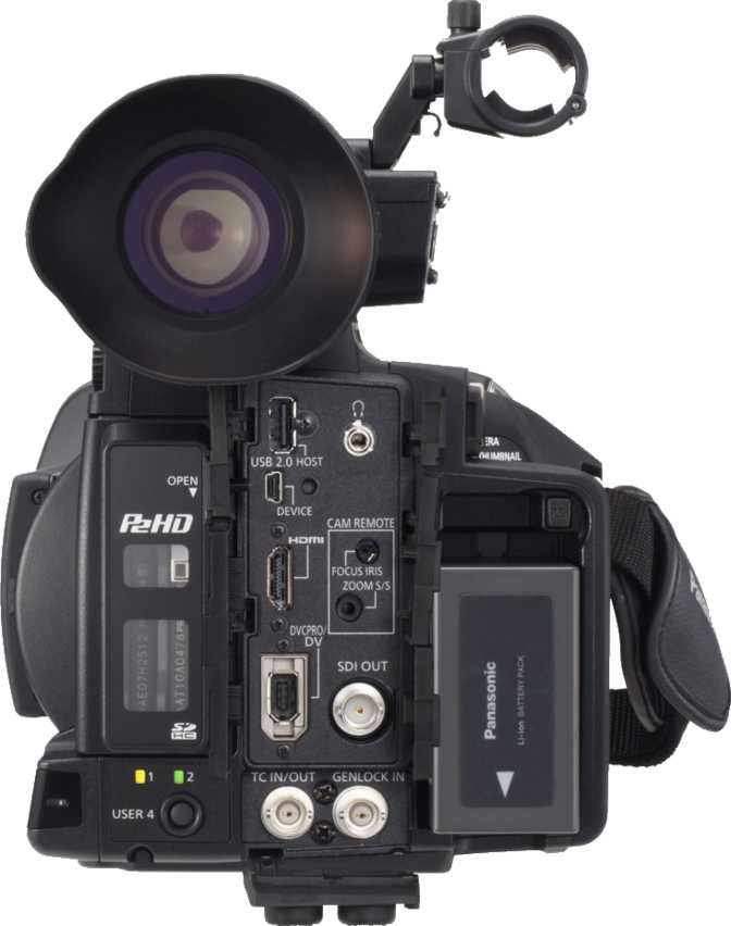Panasonic AG-HPX250PJ