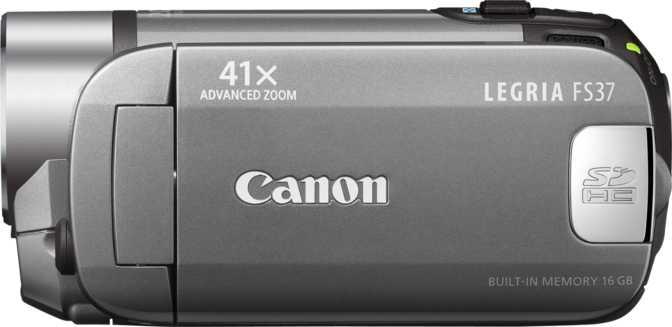 Canon LEGRIA FS37