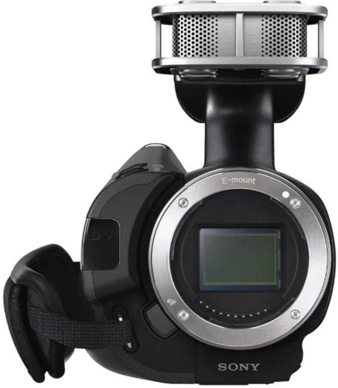 Sony NEX-VG20E