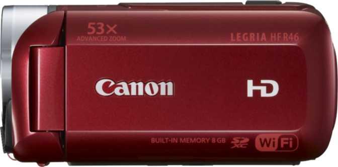 Canon LEGRIA HF R46