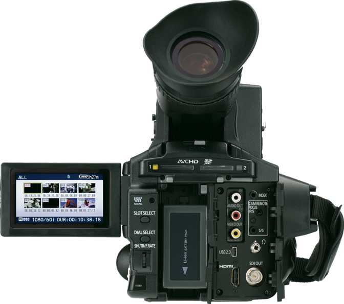 ≫ Canon EOS C100 Mark II vs Panasonic AG-AF100: What is the difference?