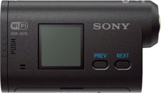 Sony Action Cam HDR-AS15 with Wi-Fi