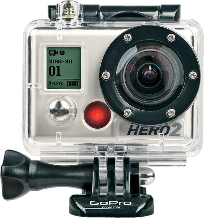 GoPro HD Hero2
