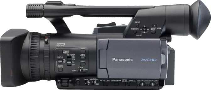 Panasonic AG-HMC150PJ