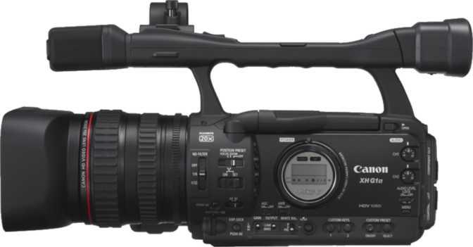 Canon XH G1s
