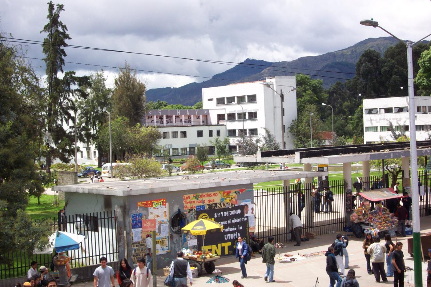 The National University of Colombia