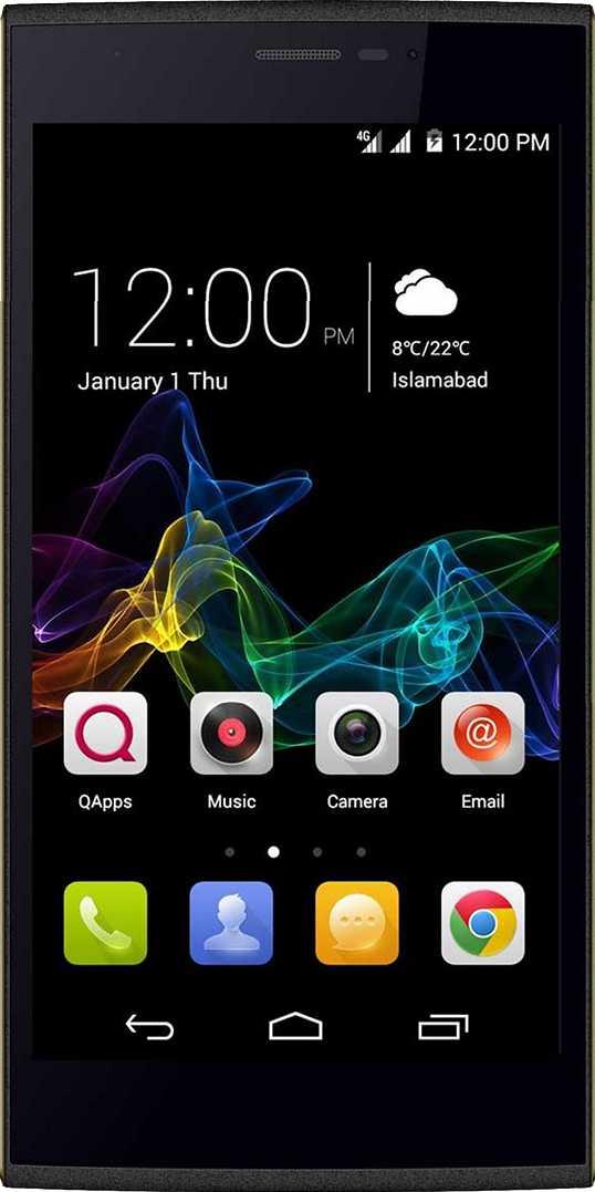 QMobile Noir Z8 Plus