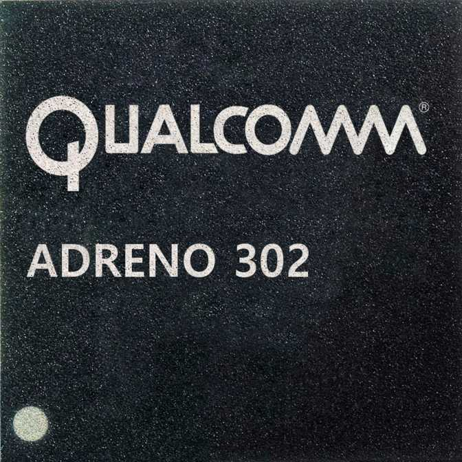 Qualcomm Adreno 302