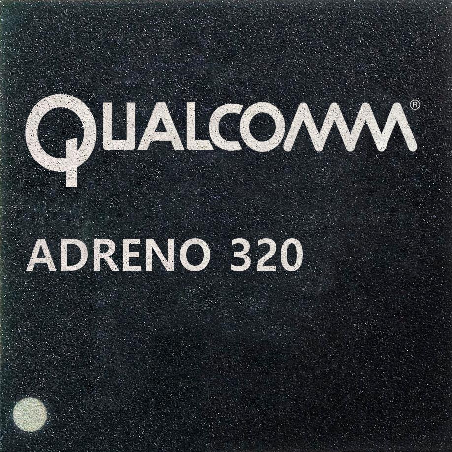 Qualcomm Adreno 320 (450MHz)