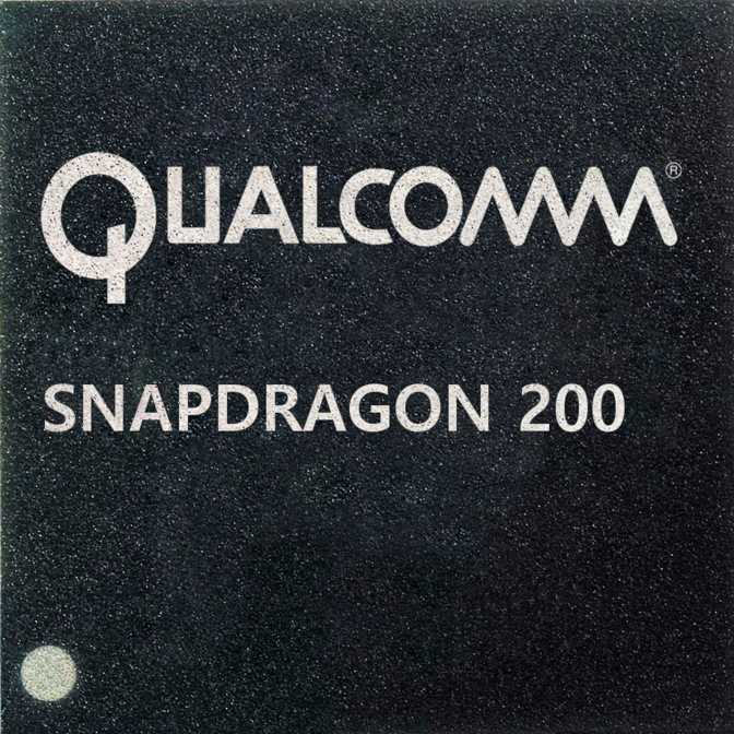 Qualcomm Snapdragon 200 - 8625Q