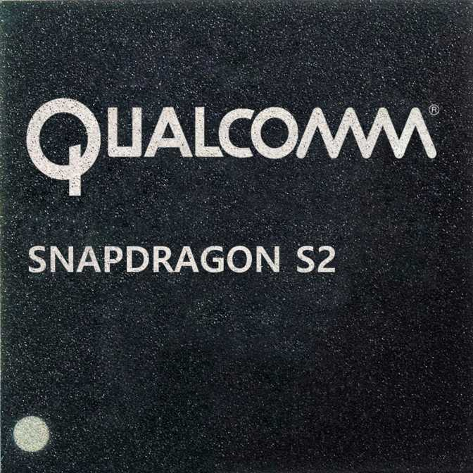 Qualcomm Snapdragon S2 APQ8055