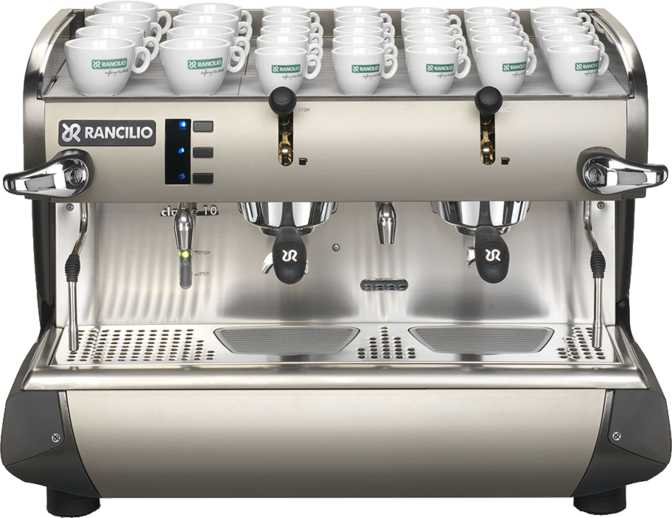 Rancilio Classe 10 RE 2 Group