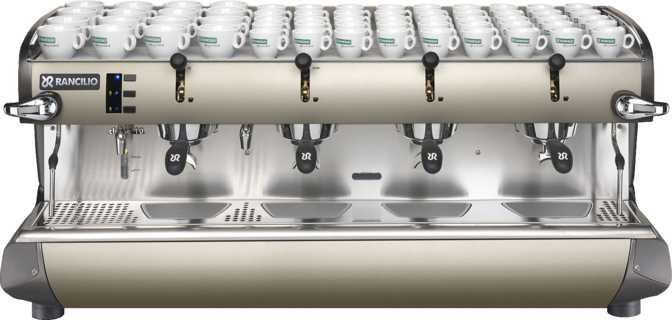 Rancilio Classe 10 RE 3 Group