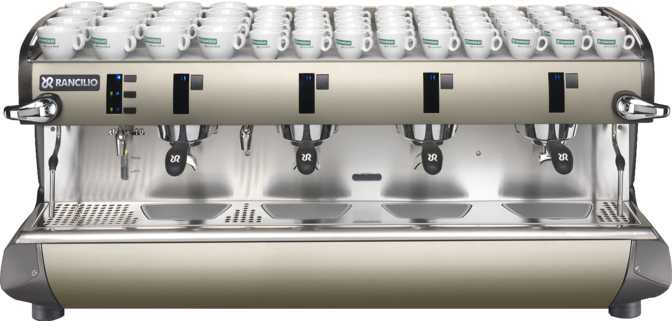 Rancilio Classe 10 S 4 Group