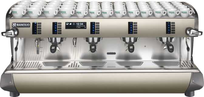 Rancilio Classe 10 USB 4 Group