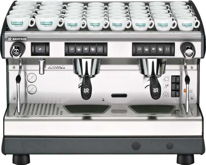 Rancilio Classe 7 E 2 Group