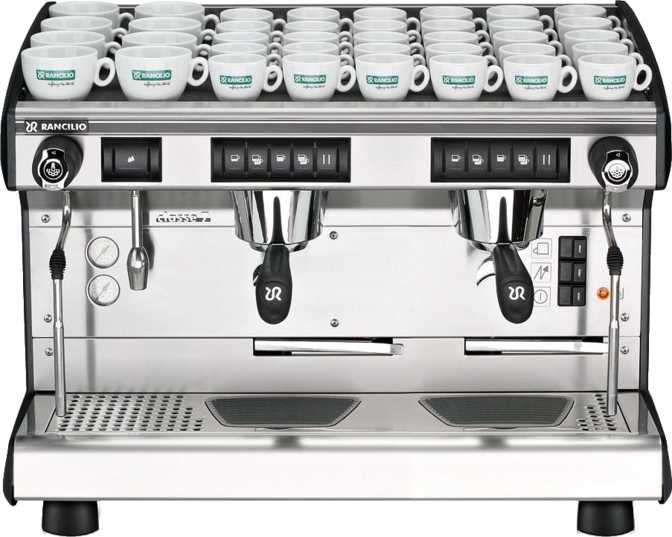 Rancilio Classe 7 E Tall 2 Group