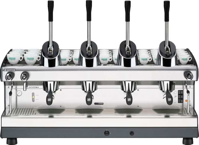Rancilio Classe 7 Leva 4 Group