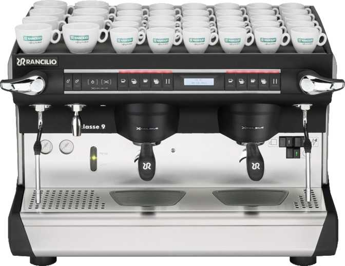 Rancilio Classe 9 USB Xcelsius 2 Group