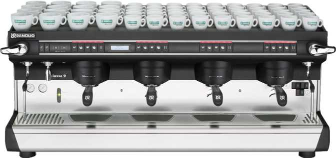 Rancilio Classe 9 USB Xcelsius 4 Group