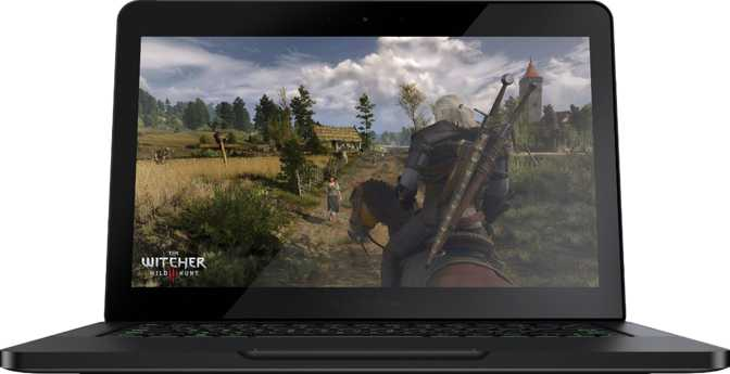 "Razer Blade Full HD Non-touch (2015) 14"" Intel Core i7-4720HQ 2.6GHz / 8GB / 256GB"
