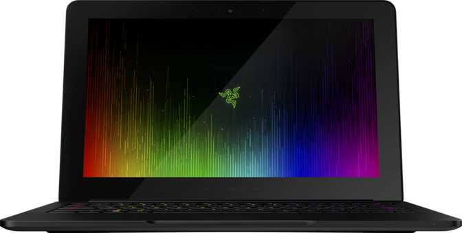 "Razer Blade Stealth RZ09 12.5"" Intel Core i7-7500U 2.7GHz / 16GB / 512GB"