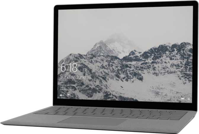 Microsoft Surface Laptop
