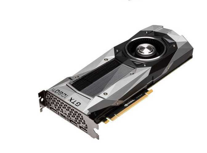Nvidia GeForce GTX 1080 Ti
