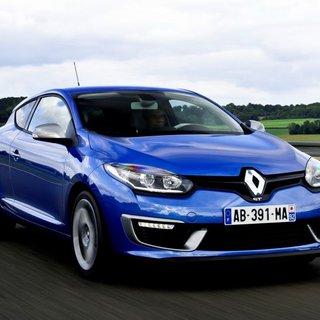 Renault Megane Coupe (2014)
