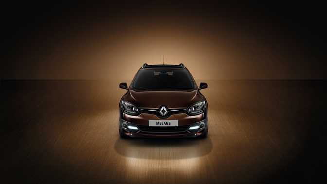 Renault Megane Sport Tourer Expression 1.6 110 (2014)