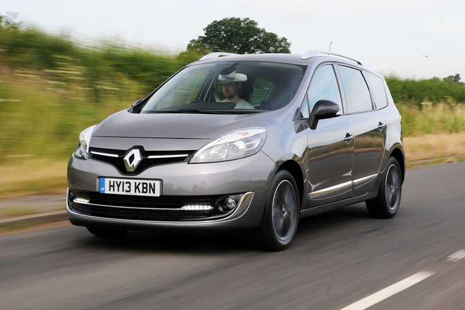 Renault Scenic 1.5 dCi 110 (2014)