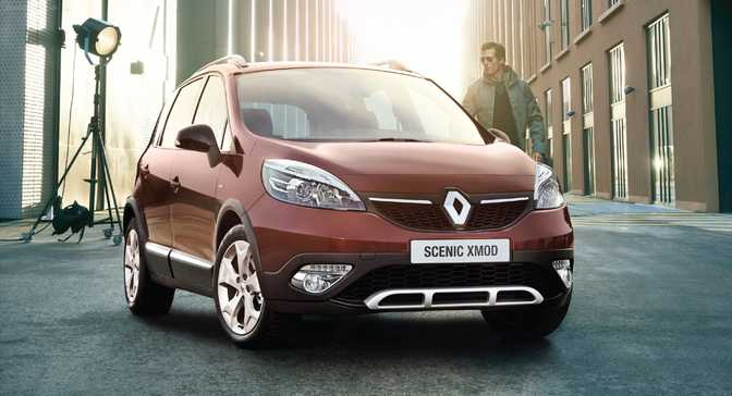 Renault Scenic XMOD Expression (2014)