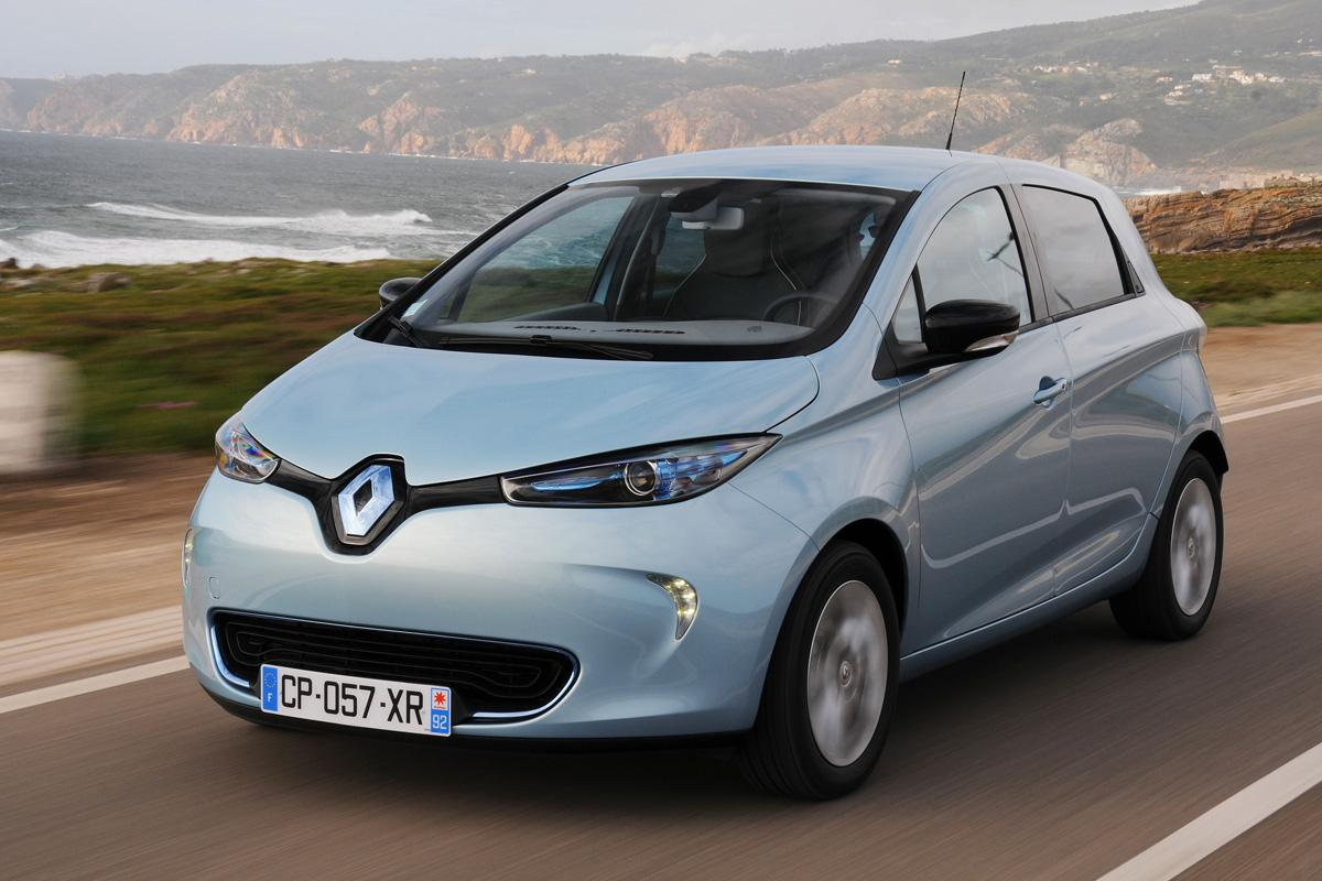 Renault ZOE Expression (2014)