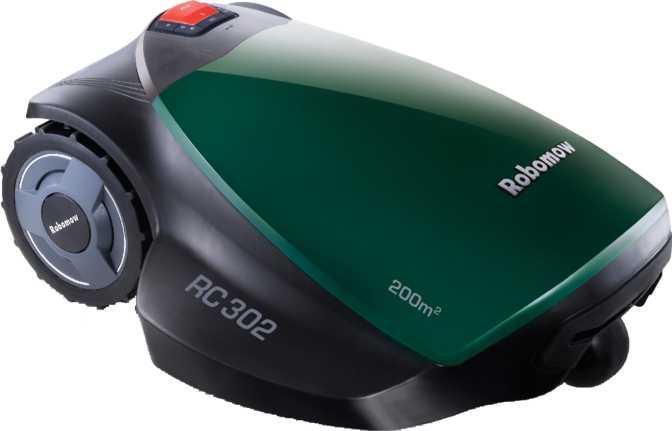 RoboMow RC302