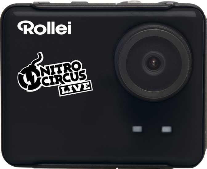 Rollei Actioncam S-50 WiFi Nitro Circus