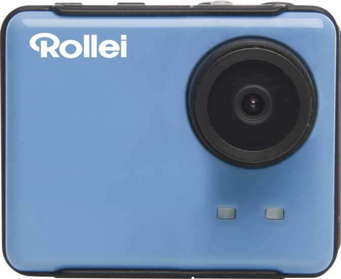 Rollei Actioncam S-50 WiFi Standard