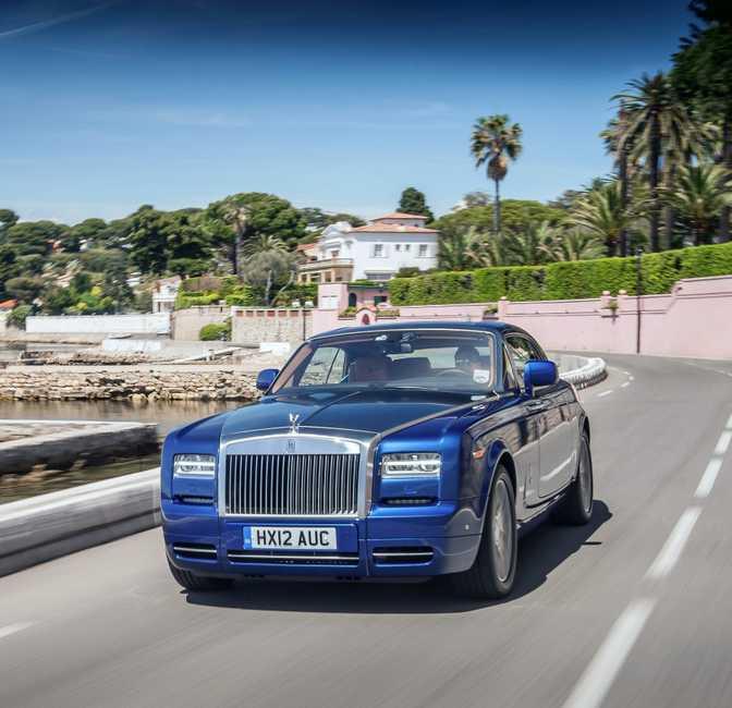 Rolls-Royce Phantom Coupe (2014)