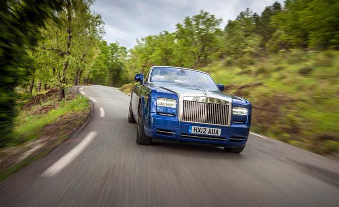 Rolls-Royce Phantom Drophead Coupe (2014)