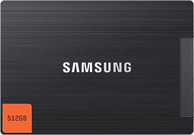 Samsung 830 Series 512GB