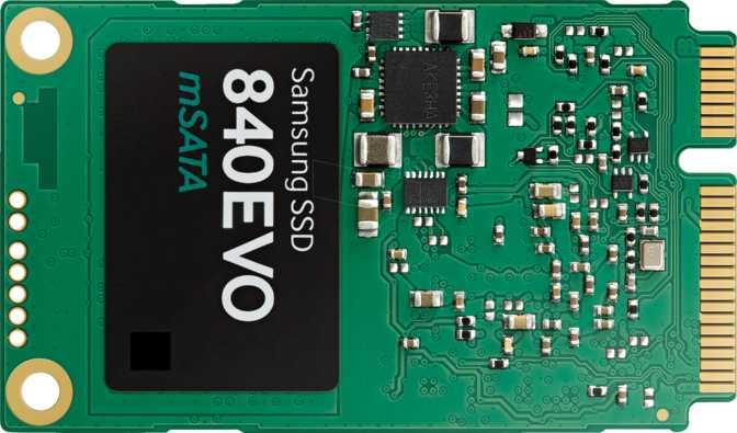 Samsung 840 Evo 250GB mSATA