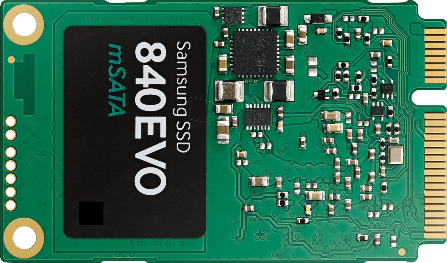 Samsung 840 Evo 500GB mSATA